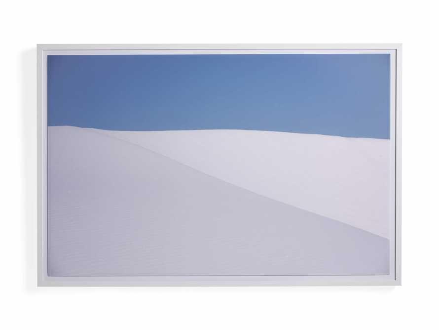 White Sands Framed Print, slide 4 of 4
