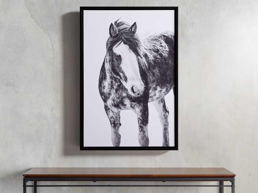 Painted Framed Print, slide 1 of 3