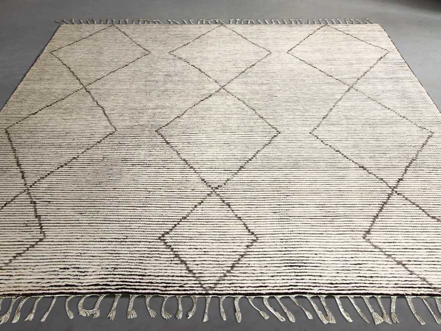 5x8 Atherton Hand-Knotted Rug, slide 3 of 4