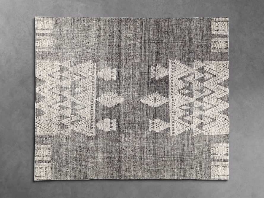 5x8 Carlsbad Hand-Knotted Rug, slide 1 of 2