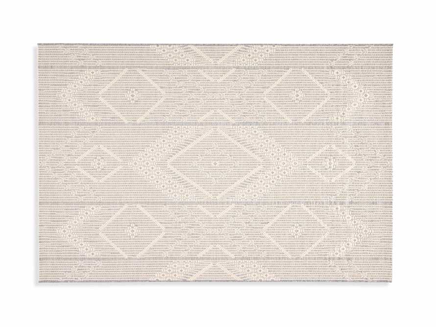 "5'3"" X 7'6"" Foxden Performance Rug in Ivory, slide 3 of 3"