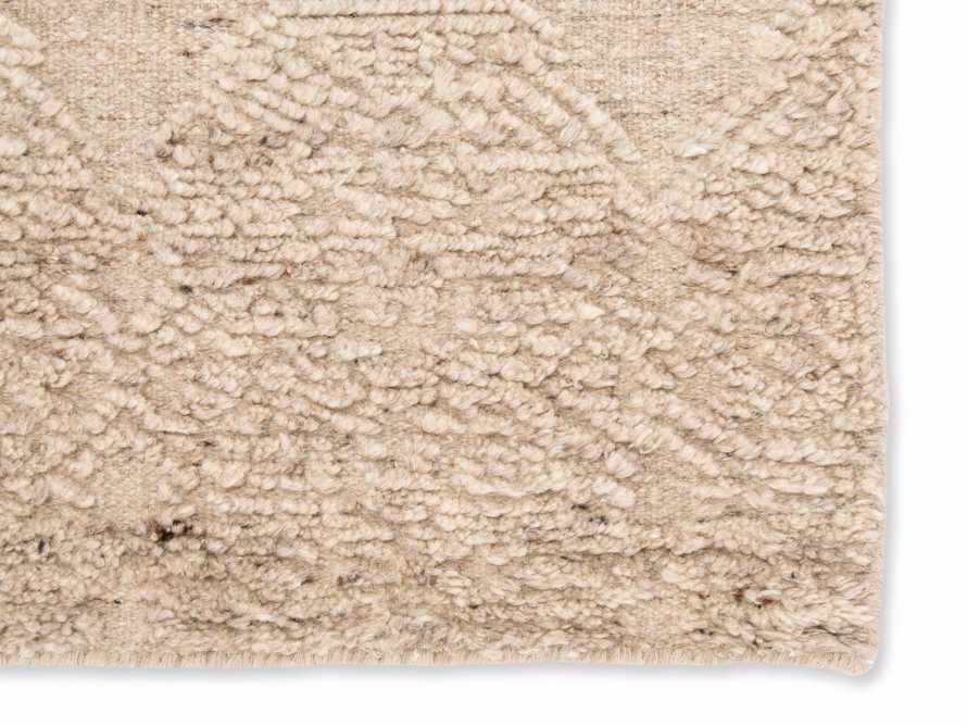 5x8 Hailey Hand-Knotted Rug, slide 2 of 2