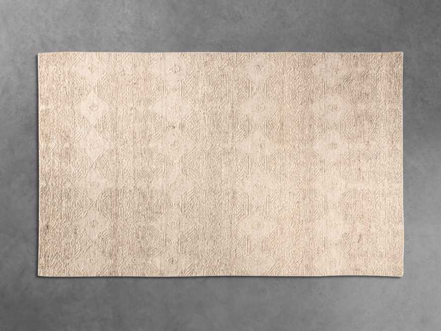 5x8 Hailey Hand-Knotted Rug, slide 1 of 2