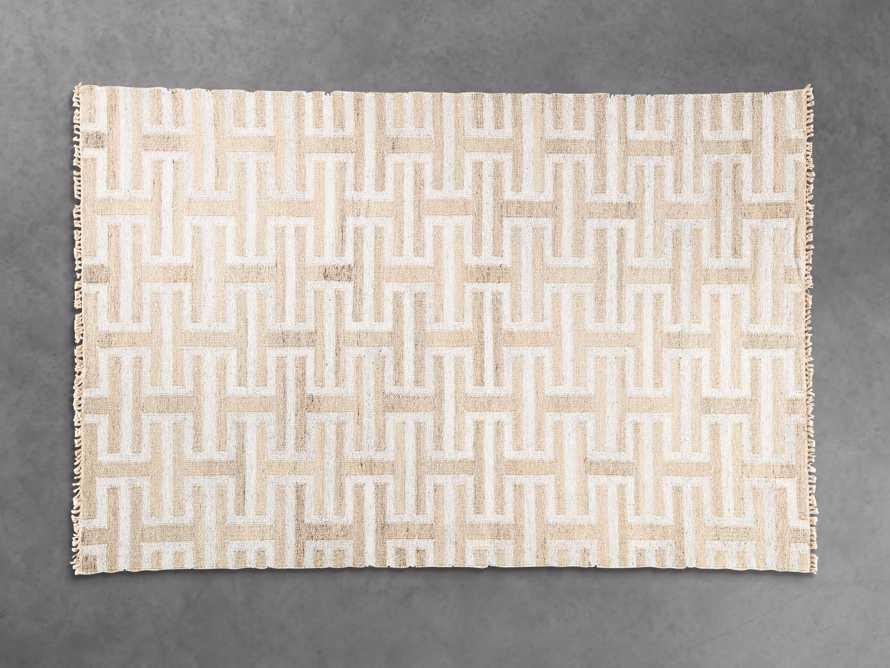 5x8 Hyannis Flatweave Rug, slide 1 of 2