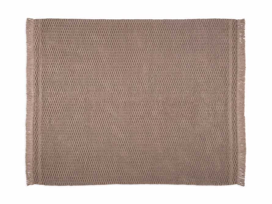 9' X 12' Iverness Performance Rug in Brown, slide 3 of 3