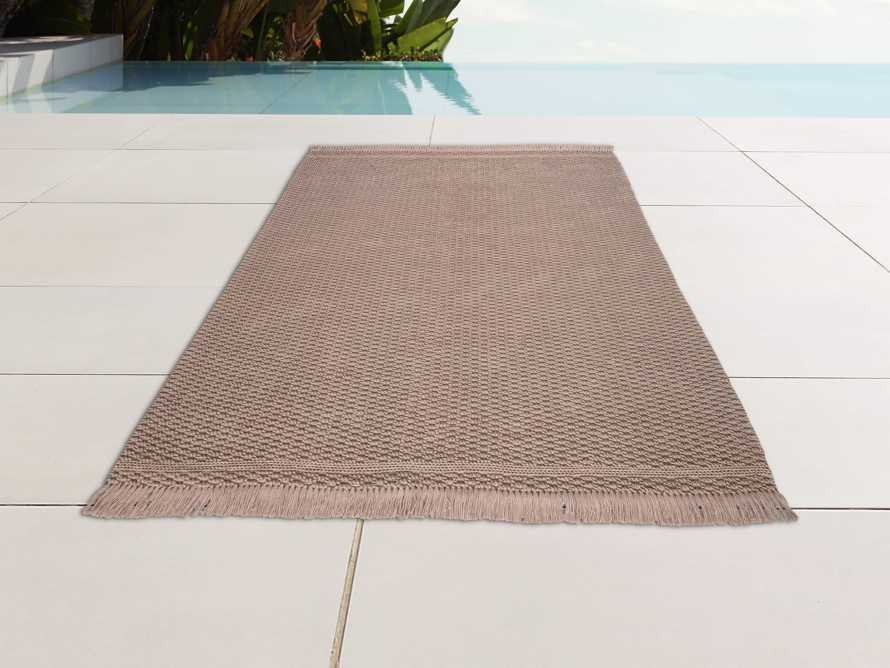 9' X 12' Iverness Performance Rug in Brown, slide 1 of 3