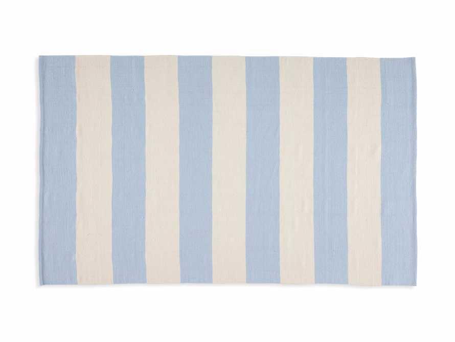 4' x 6' Lacosta Light Blue Performance Rug, slide 3 of 3