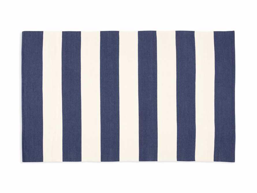5' x 8' Lacosta Navy Performance Rug, slide 3 of 3