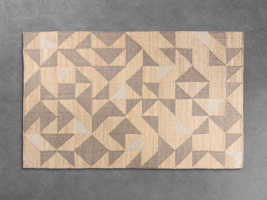 5x8 Myrtle Flatweave Rug, slide 1 of 2