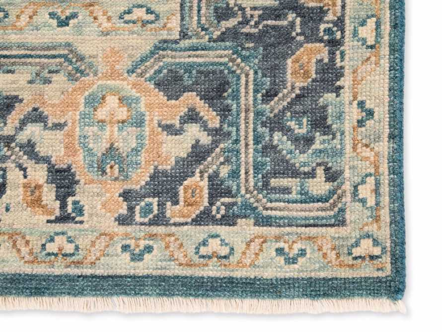 8x11 Orinda Hand-Knotted Rug, slide 2 of 2