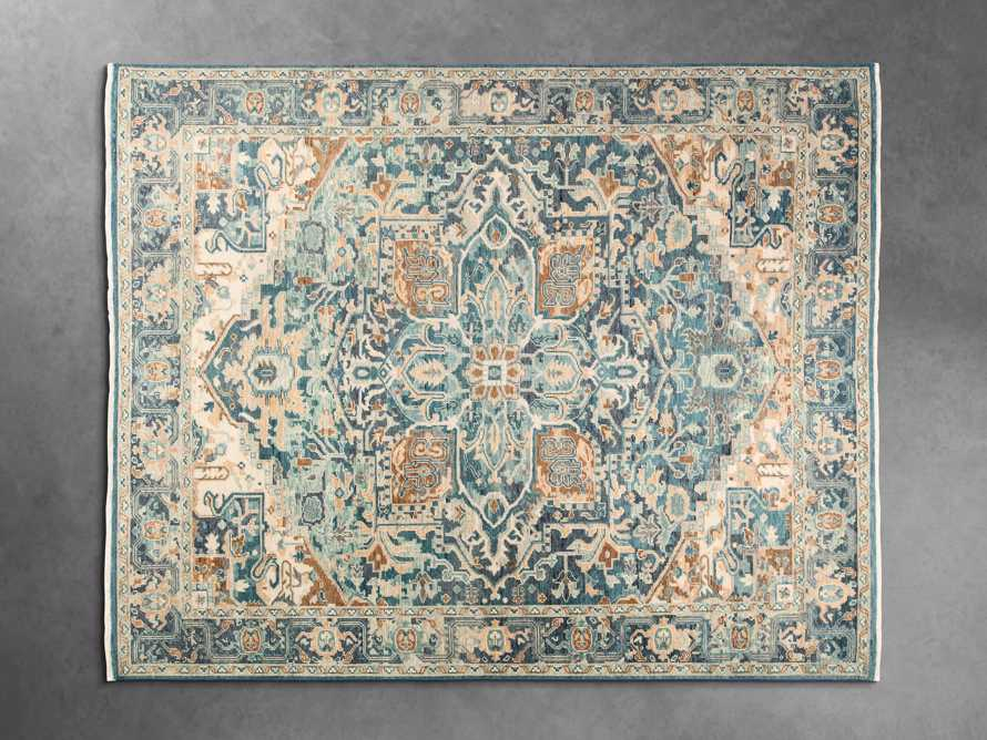 8x11 Orinda Hand-Knotted Rug, slide 1 of 2