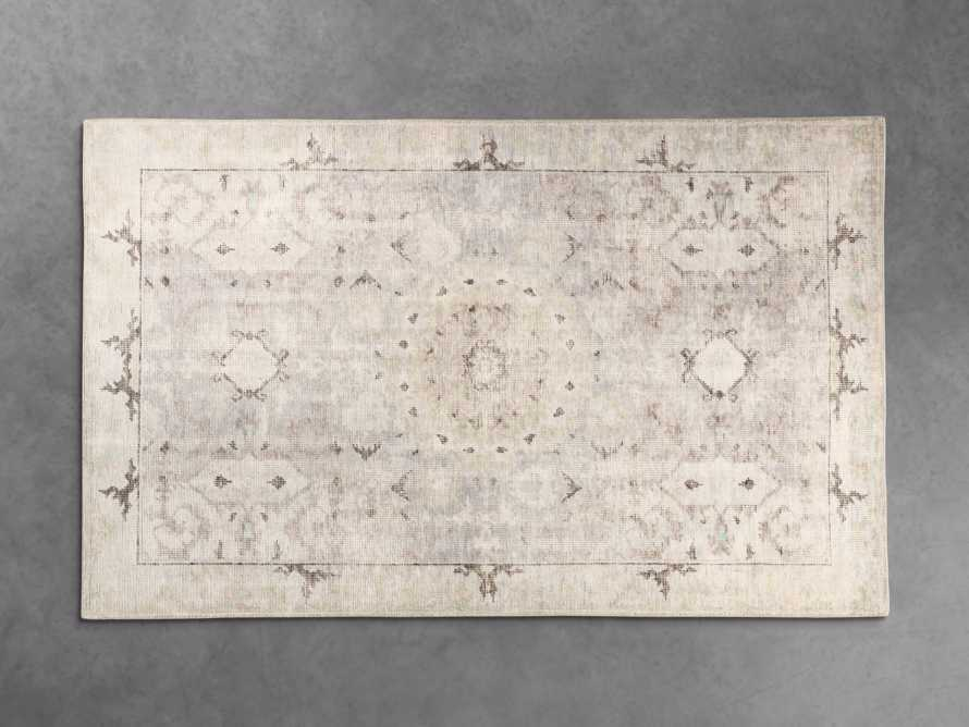 5x8 Saybrook Hand-Knotted Taupe Rug, slide 1 of 2