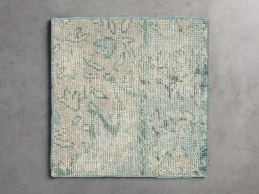 18X18 Wilshire Hand-Knotted Rug Swatch, slide 1 of 1