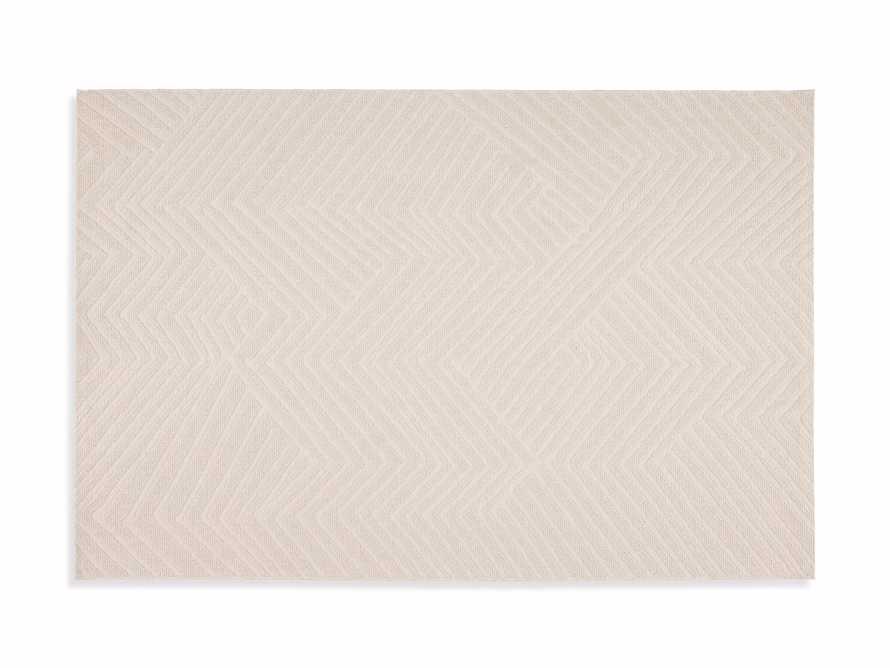 "4' x 5'7"" Wendel Ivory Performance Rug, slide 3 of 3"