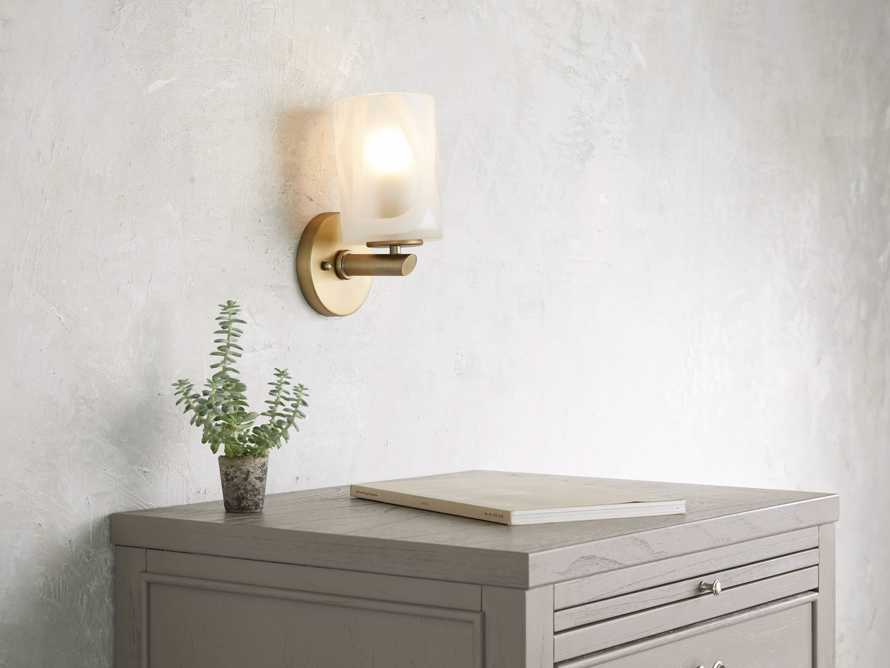 Frost Wall Sconce, slide 2 of 3