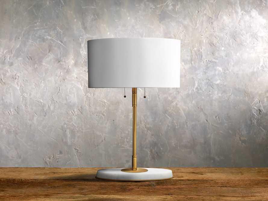 Perez Table Lamp, slide 1 of 1