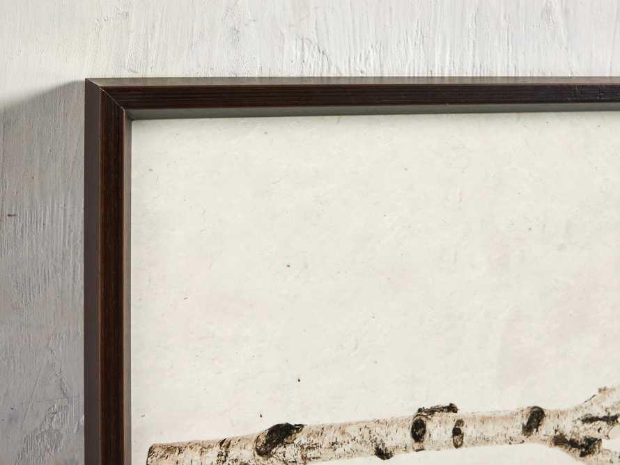 Birch Triptych Framed Print, slide 5 of 10