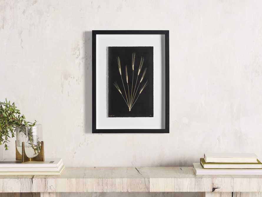 Golden Wheat Framed Print, slide 1 of 6