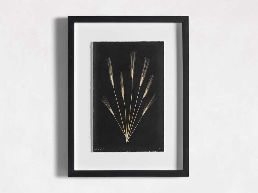 Golden Wheat Framed Print, slide 3 of 6
