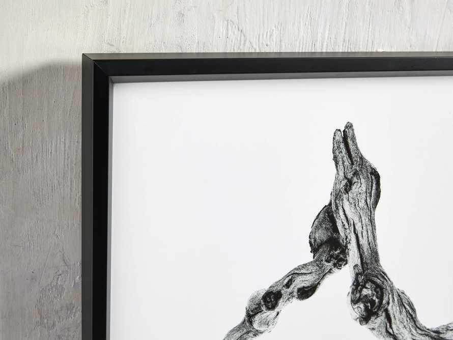 Branch Triptych Framed Print, slide 5 of 8