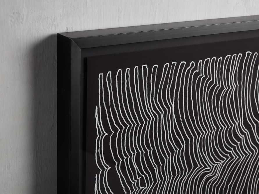 Undulation Framed Print, slide 2 of 4