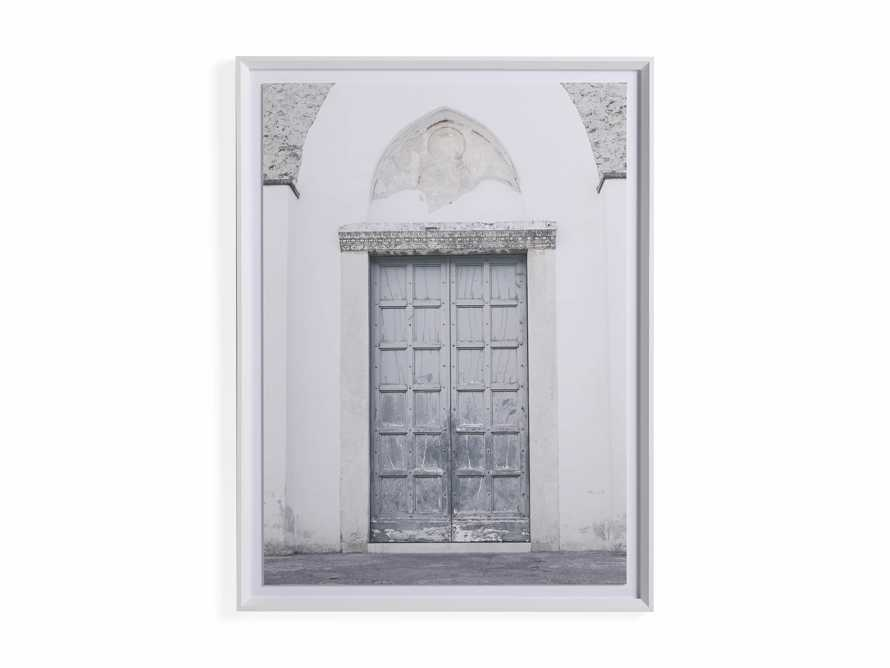 Azul Entry Framed Print, slide 3 of 3
