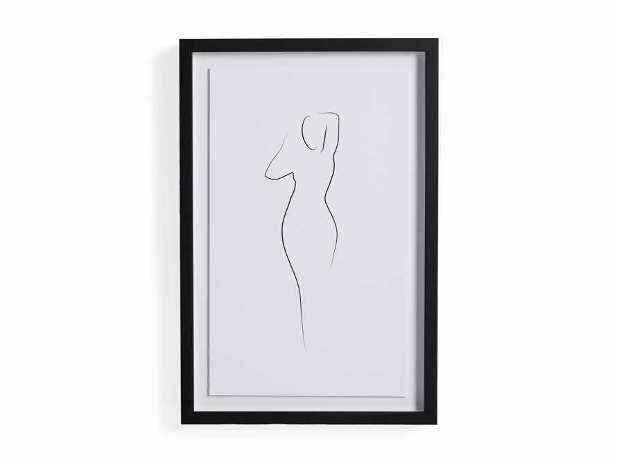 Figure Framed Print II, slide 6 of 6