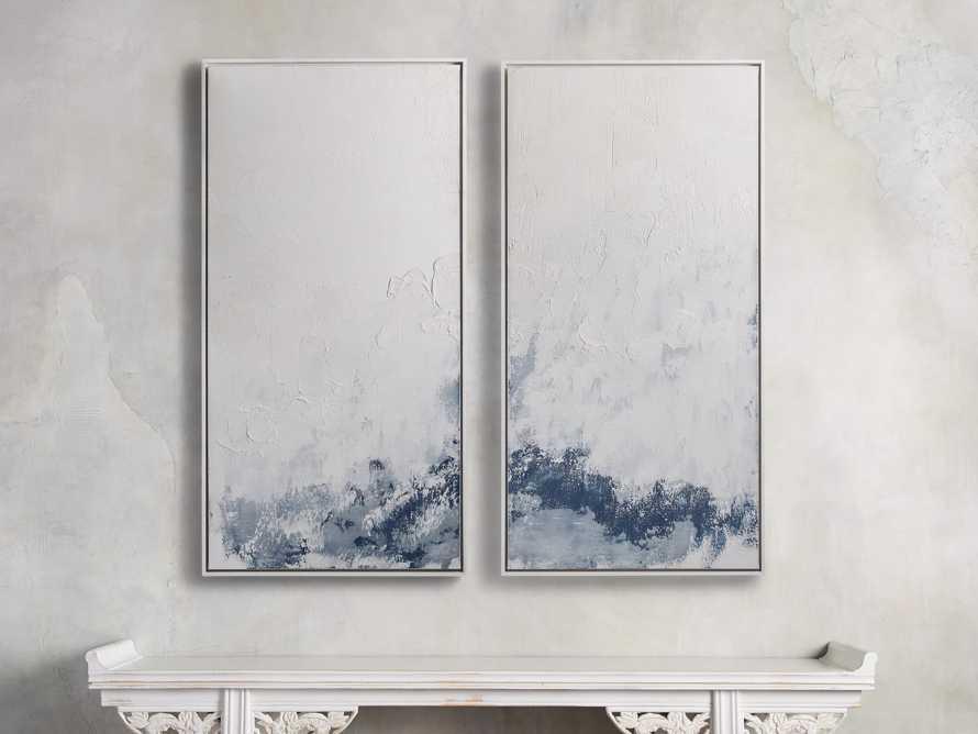 Crashing Waves Painting II, slide 3 of 5