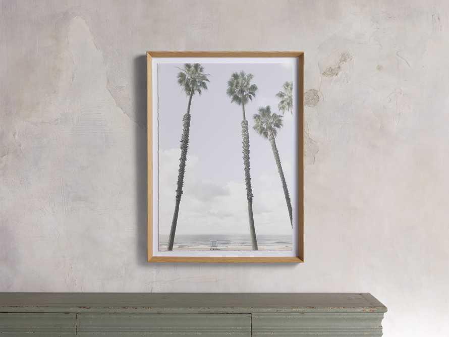 Southern California Framed Print, slide 1 of 3
