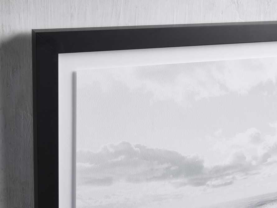 Mission Beach Framed Print, slide 2 of 3