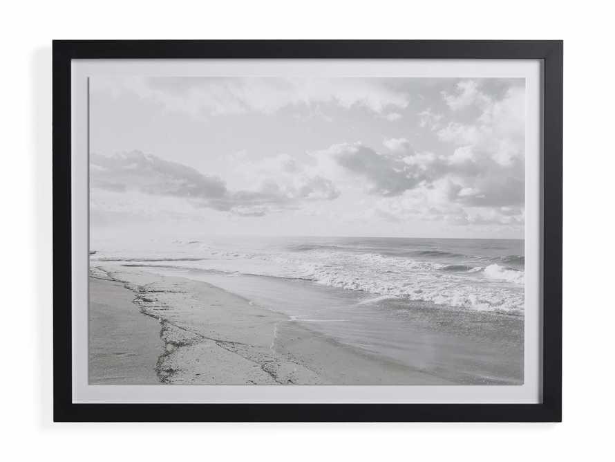 Mission Beach Framed Print, slide 3 of 3