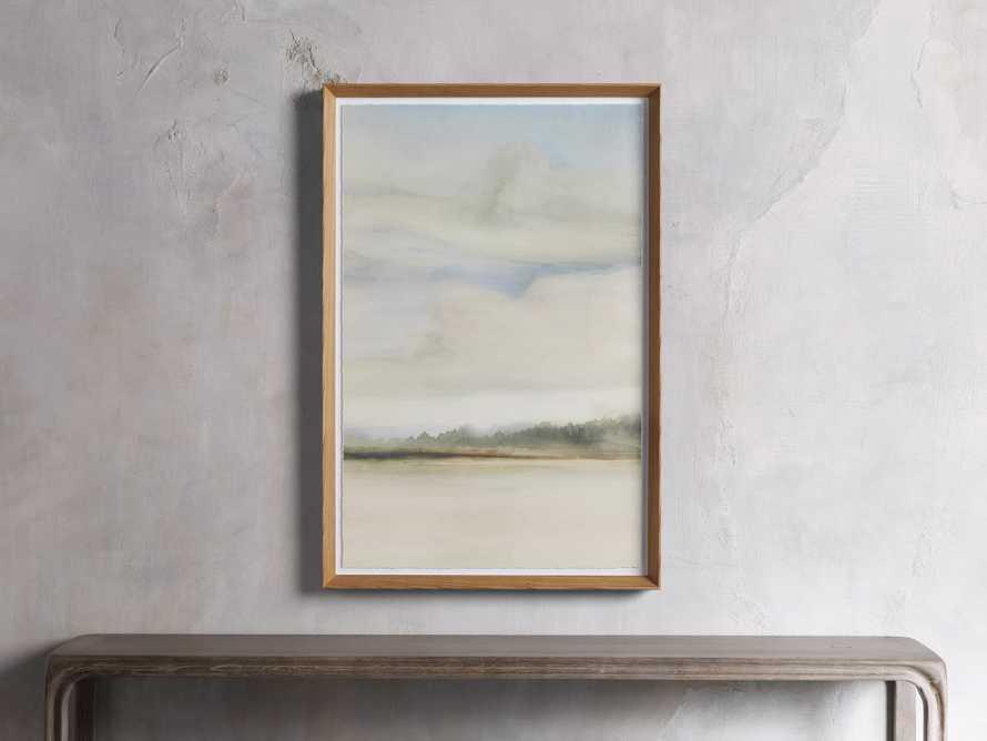 Distant Framed Print II, slide 1 of 2