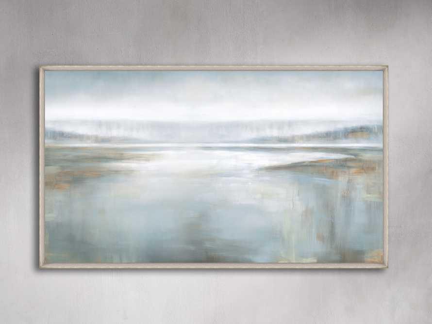 Morning Reflections Framed Print, slide 1 of 3