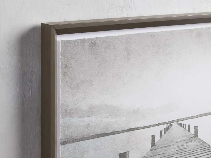 Rehoboth Beach Pier Framed Print, slide 2 of 5