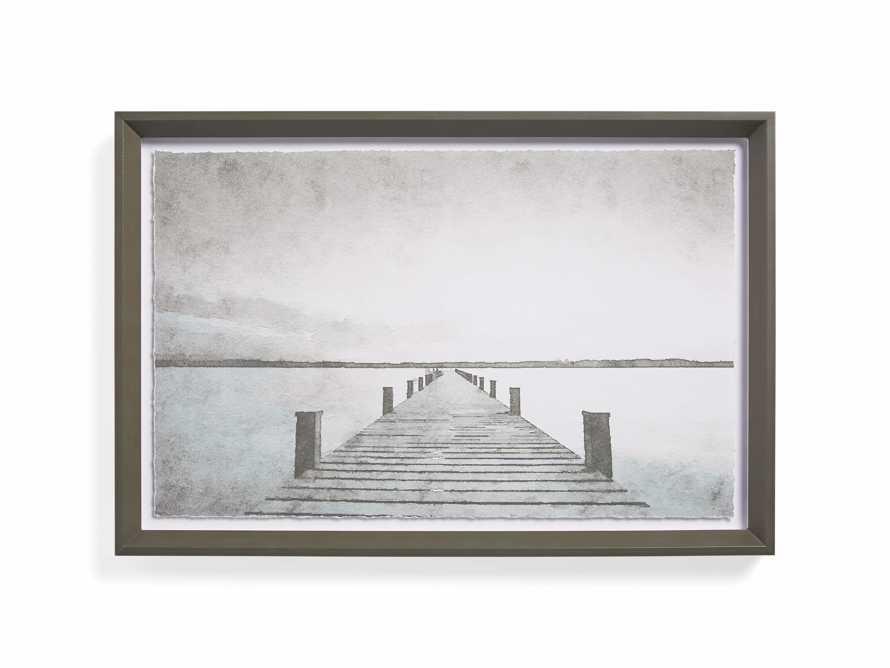 Rehoboth Beach Pier Framed Print, slide 5 of 5
