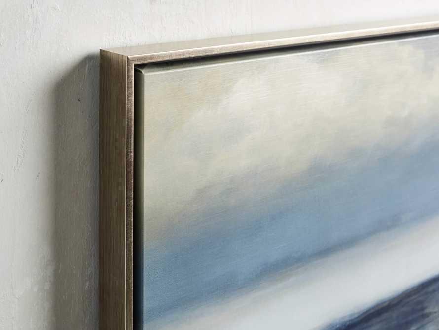 """Evening Tide 36"""" Framed Print"""