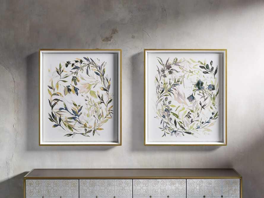 Floret Framed Print 2