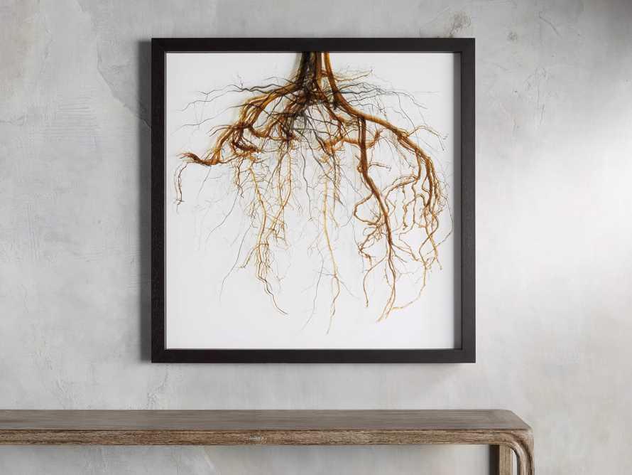 Roots Framed Print, slide 1 of 4