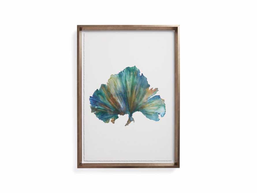 Watercolor Coral Framed Print IV, slide 6 of 6