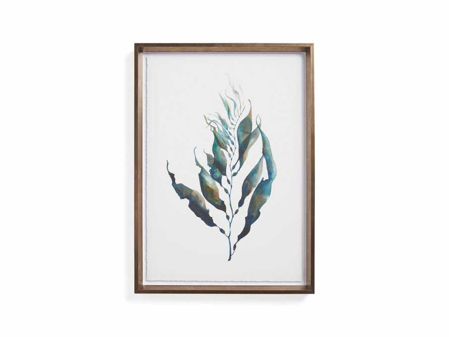 Watercolor Coral Framed Print II, slide 6 of 6