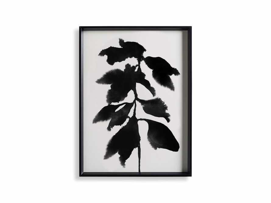 """Weeping Botanical 24"""" Framed Print 2"""