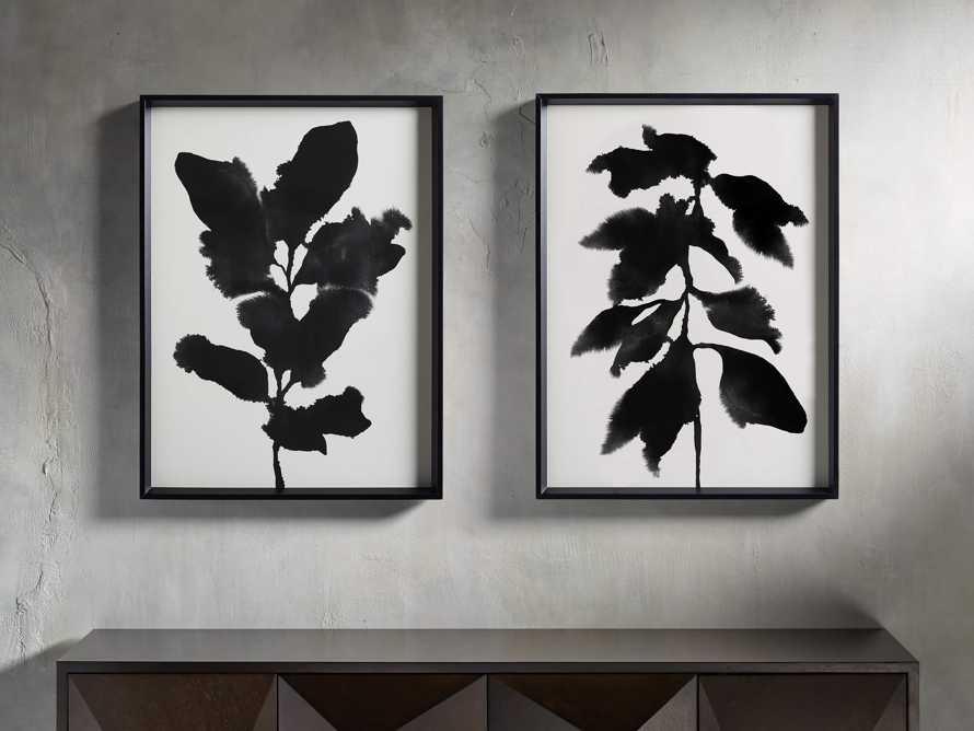 """Weeping Botanical 24"""" Framed Print II, slide 3 of 4"""