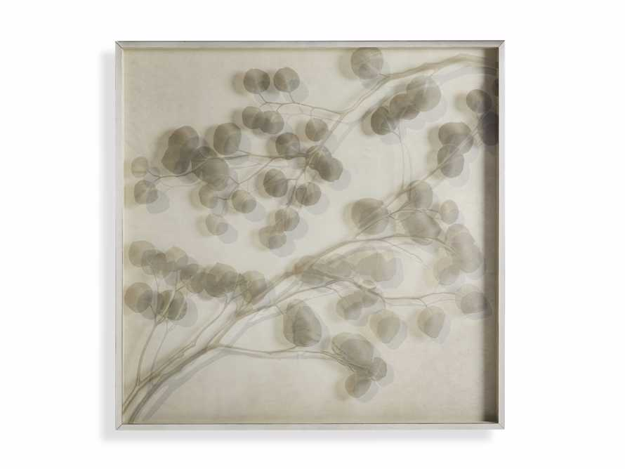 Champagne Eucalyptus Framed Print, slide 4 of 4