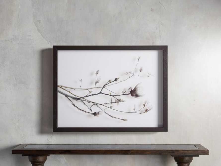 Magnolia Blossoms Framed Print, slide 2 of 5