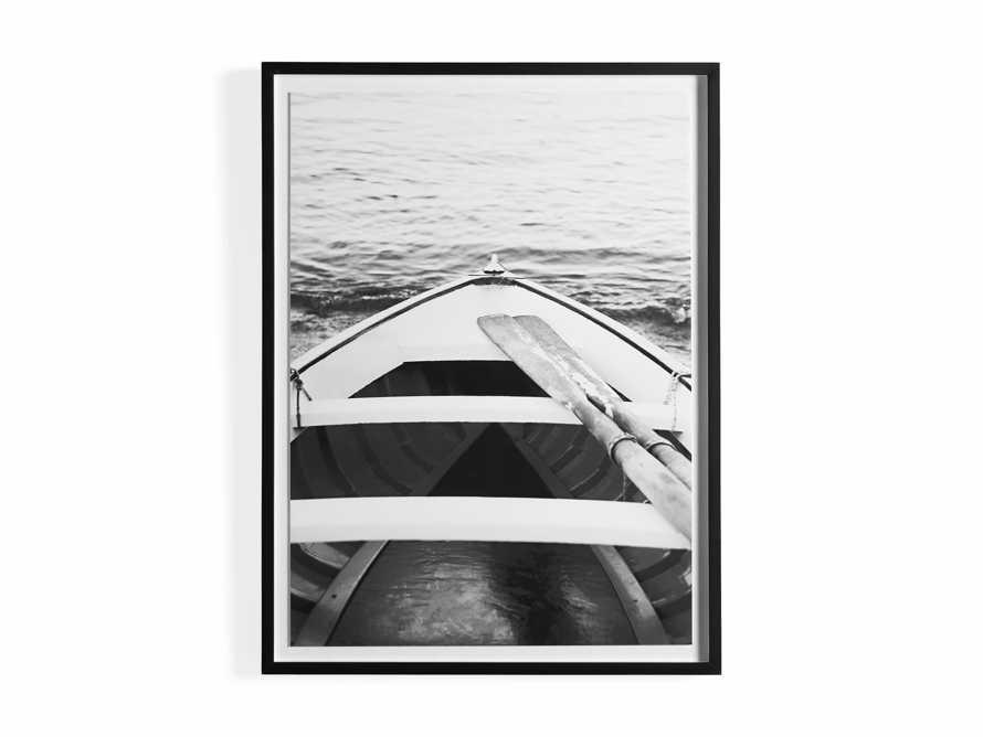 Le Canot Framed Print, slide 4 of 4