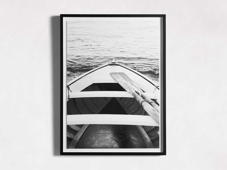 Le Canot Framed Print, slide 3 of 4