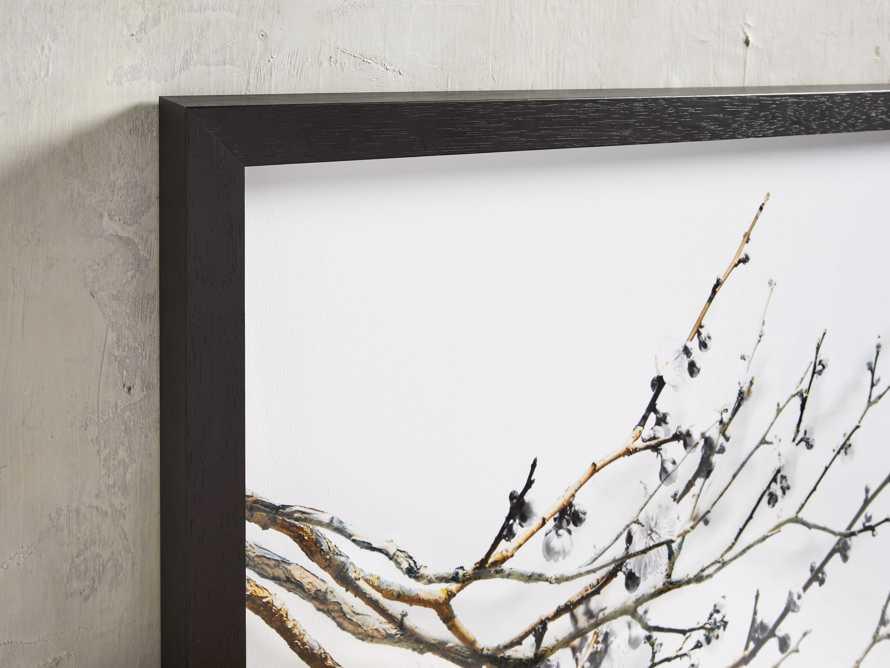 Plum Blossoms Framed Print, slide 2 of 3