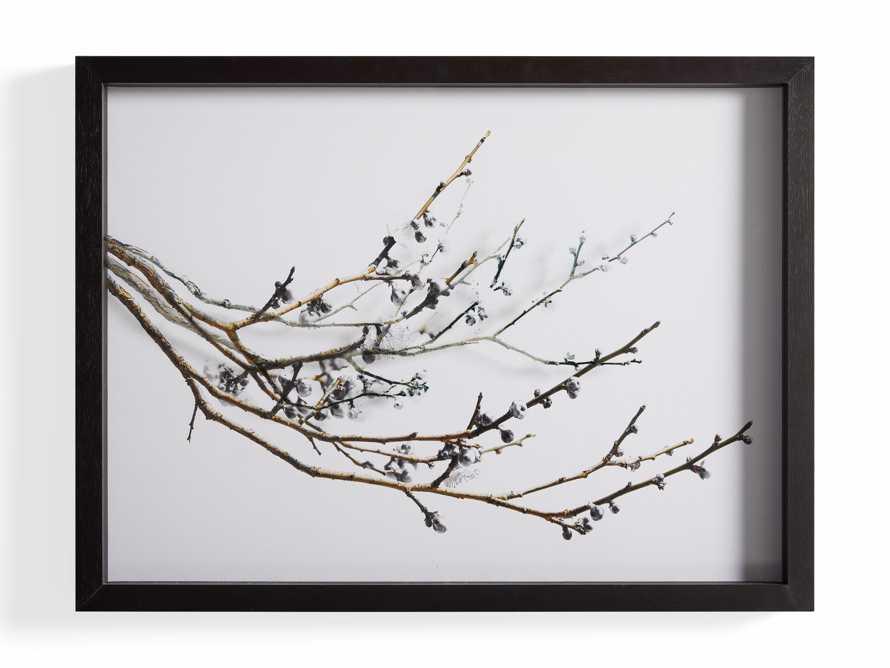 Plum Blossoms Framed Print, slide 3 of 3