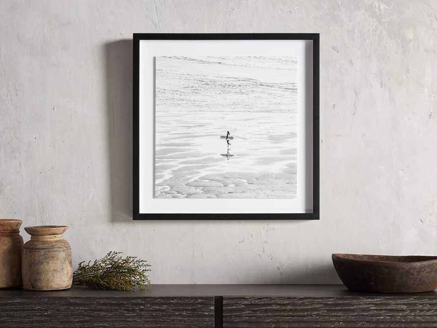 The Surf Framed Print I, slide 1 of 4