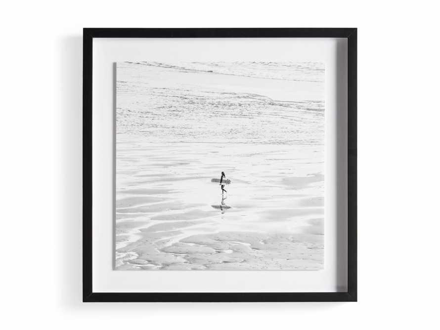 The Surf Framed Print I, slide 4 of 4